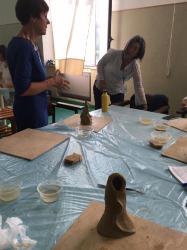 Laboratorio artistico di Flavia Rossignoli